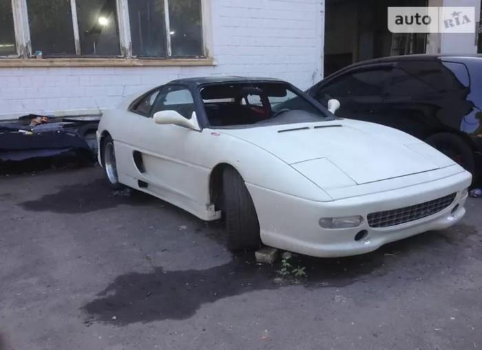 Фейковый Ferrari F355 GTS выставили на продажу в Украине 1