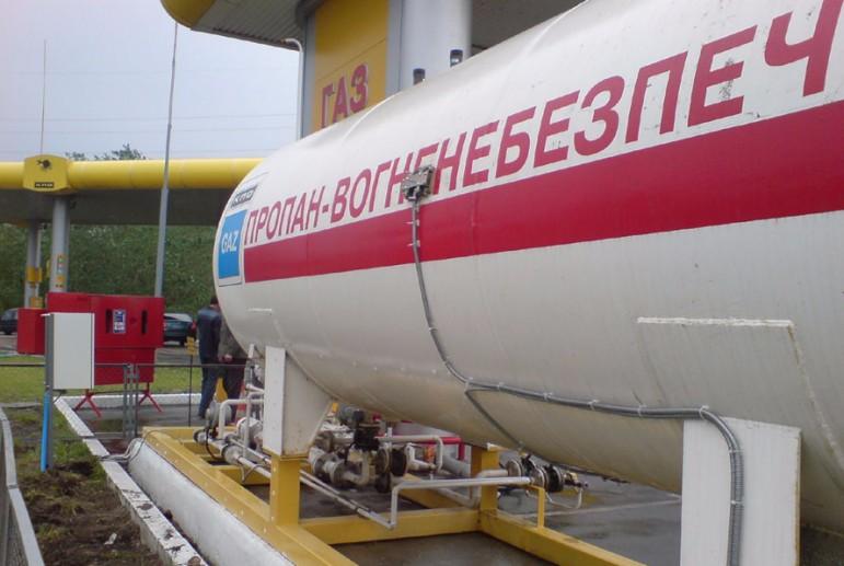 В Украине может подорожать автомобильный газ 1