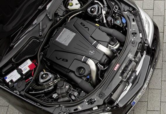Mercedes прощается с двигателями внутреннего сгорания 1