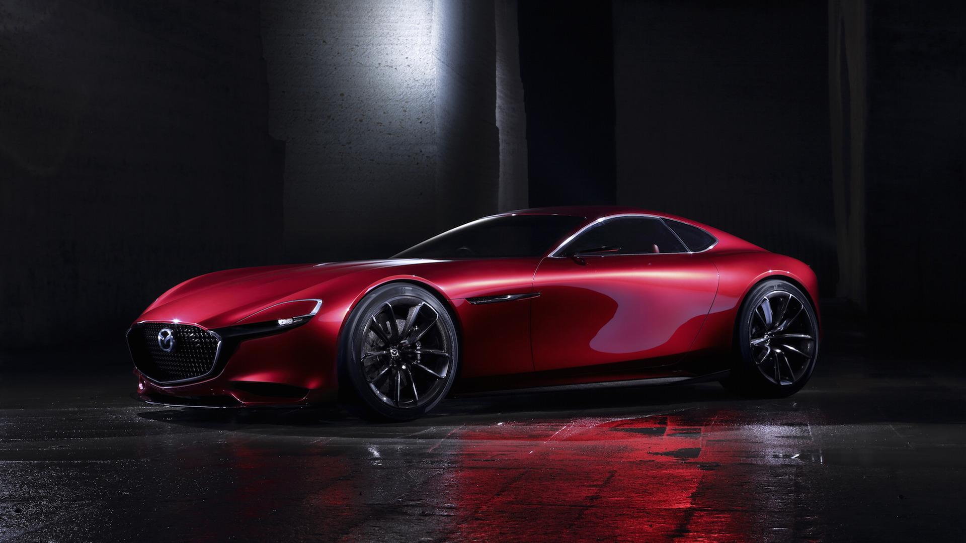 Mazda неожиданно запатентовала новый суперкар 2