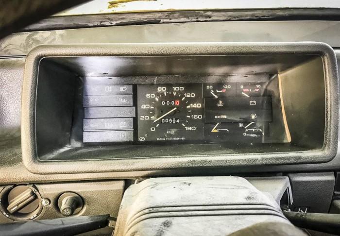 В Украине обнаружили ВАЗ-21099, который четверть века простоял в гараже» 2