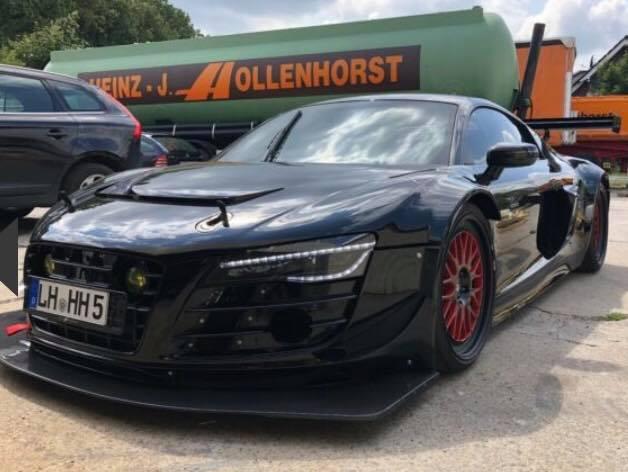На продажу выставили сверхскоростной Audi 1