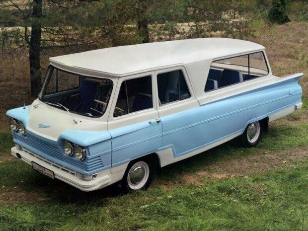 Каким был самый красивый микроавтобус Советской Украины 1
