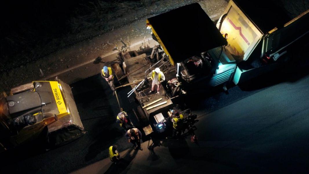 Трасса Запорожье – Мариуполь преображается на глазах 1