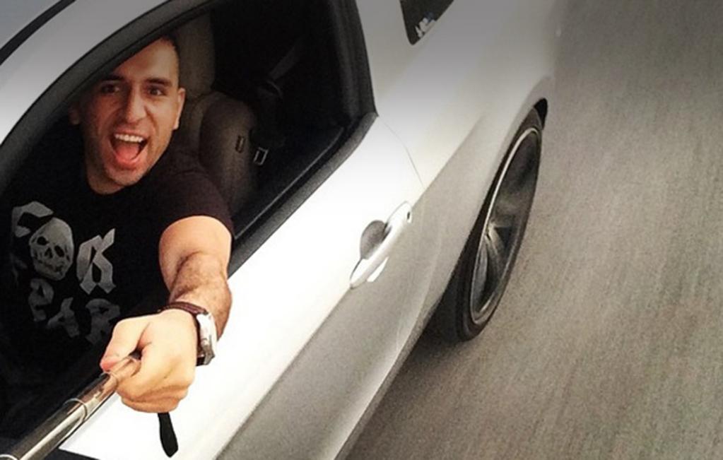 Полиция оштрафовала водителя прямо в Instagram 1