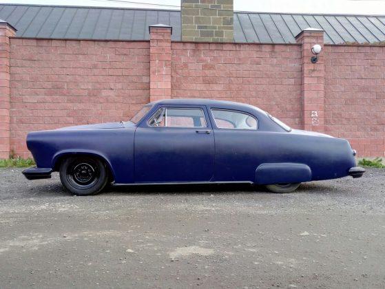Из «Волги» сделали Ford 50-х годов 3