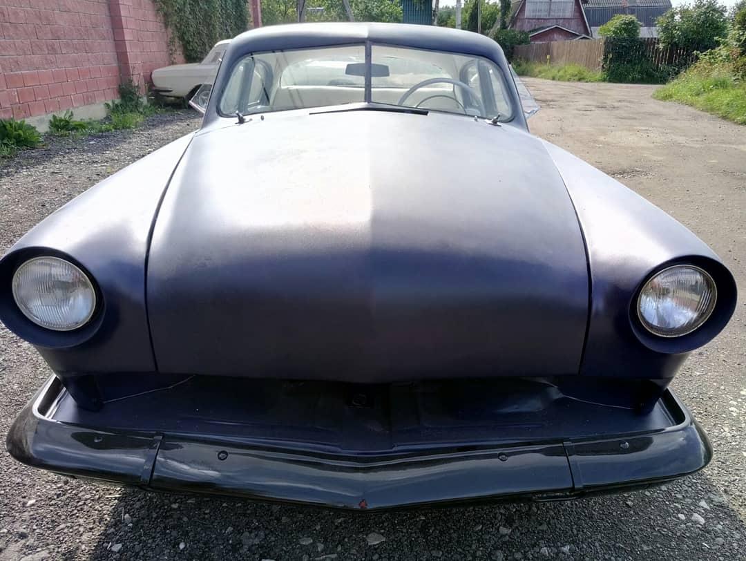 Из «Волги» сделали Ford 50-х годов 1