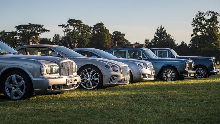 Bentley установила «неоригинальный» рекорд 2