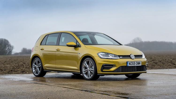 Volkswagen анонсировал «прощальные» версии Golf 1
