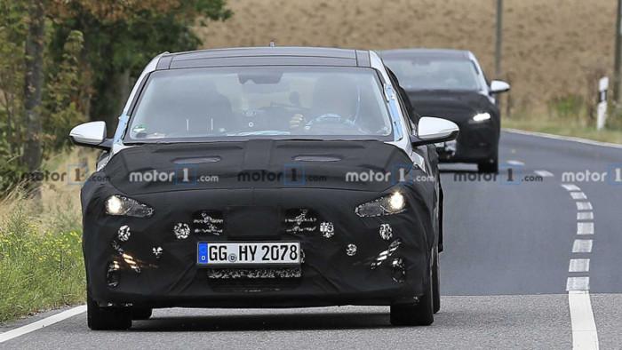Новый Hyundai i30 выехал на тесты 1