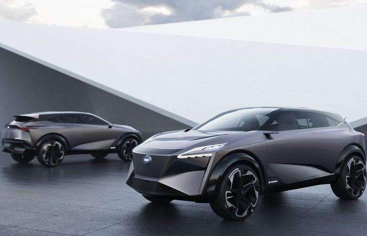 Nissan Leaf стал кроссовером с большим запасом хода 1