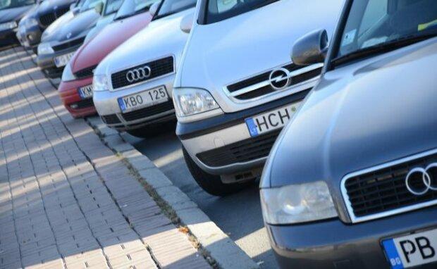 Автомобили на еврономерах предлагают разделить на две категории 1