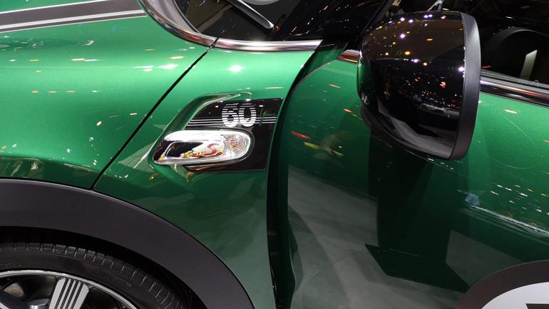 Компания MINI выпустила 10-миллионный автомобиль в своей истории 2