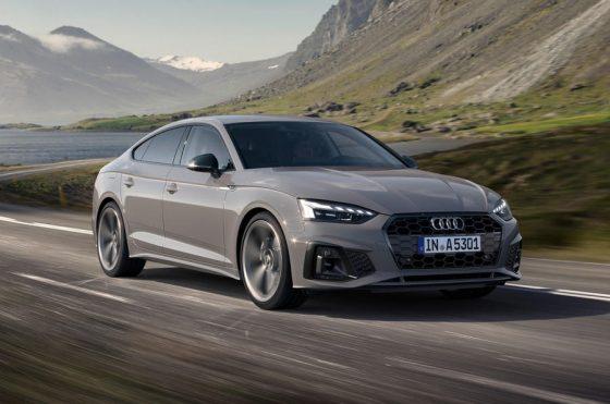 Компания Audi обновила семейство A5 1