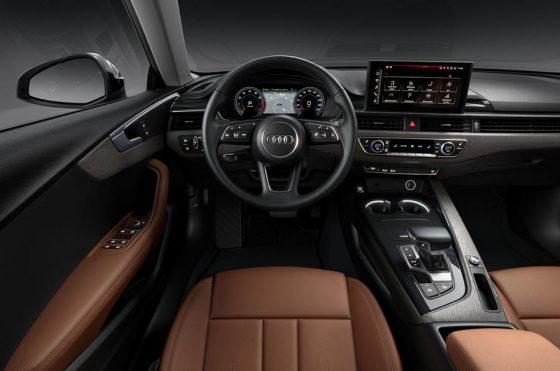 Компания Audi обновила семейство A5 2
