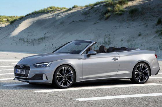 Компания Audi обновила семейство A5 4
