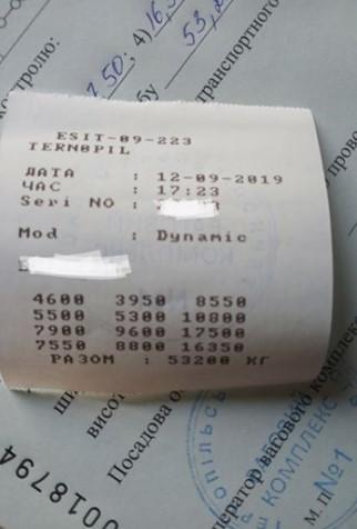 В Украине водителя оштрафовали на 80 тысяч гривен 2