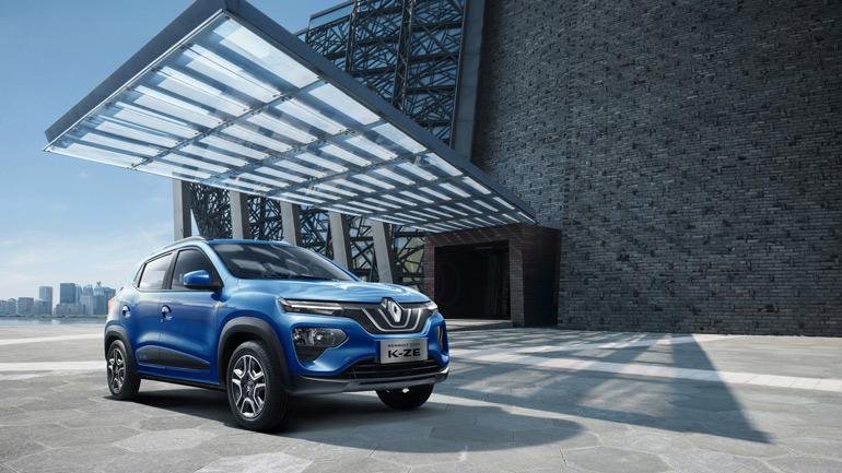 Renault может выпустить на рынок Европы самый дешевый в мире электрокар 1