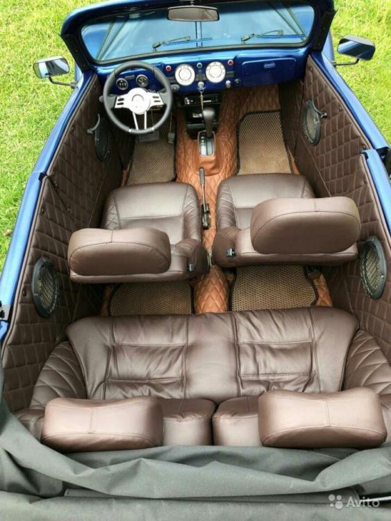 Старый «Москвич» с мотором от Toyota продают за 23 тысячи долларов 3