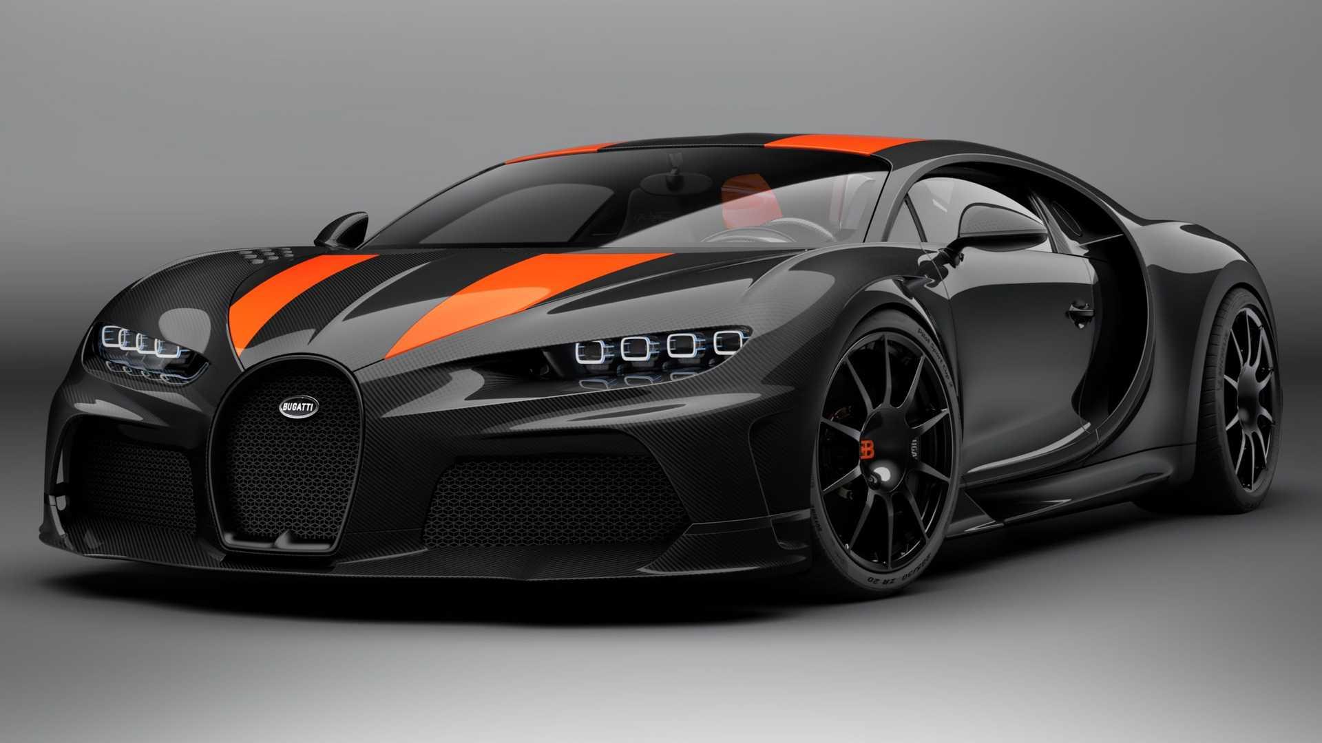 Быстрейший автомобиль в мире стал серийным 1