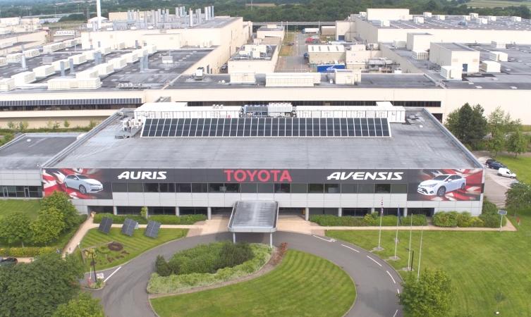 Toyota остановит производство автомобилей 1