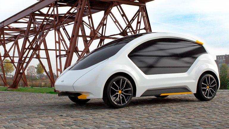 Как будет выглядеть автомобиль в недалёком будущем 1