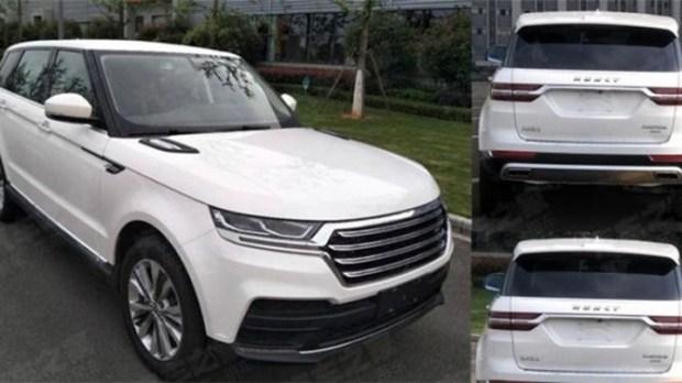 Китайцы вновь клонировали Range Rover 1