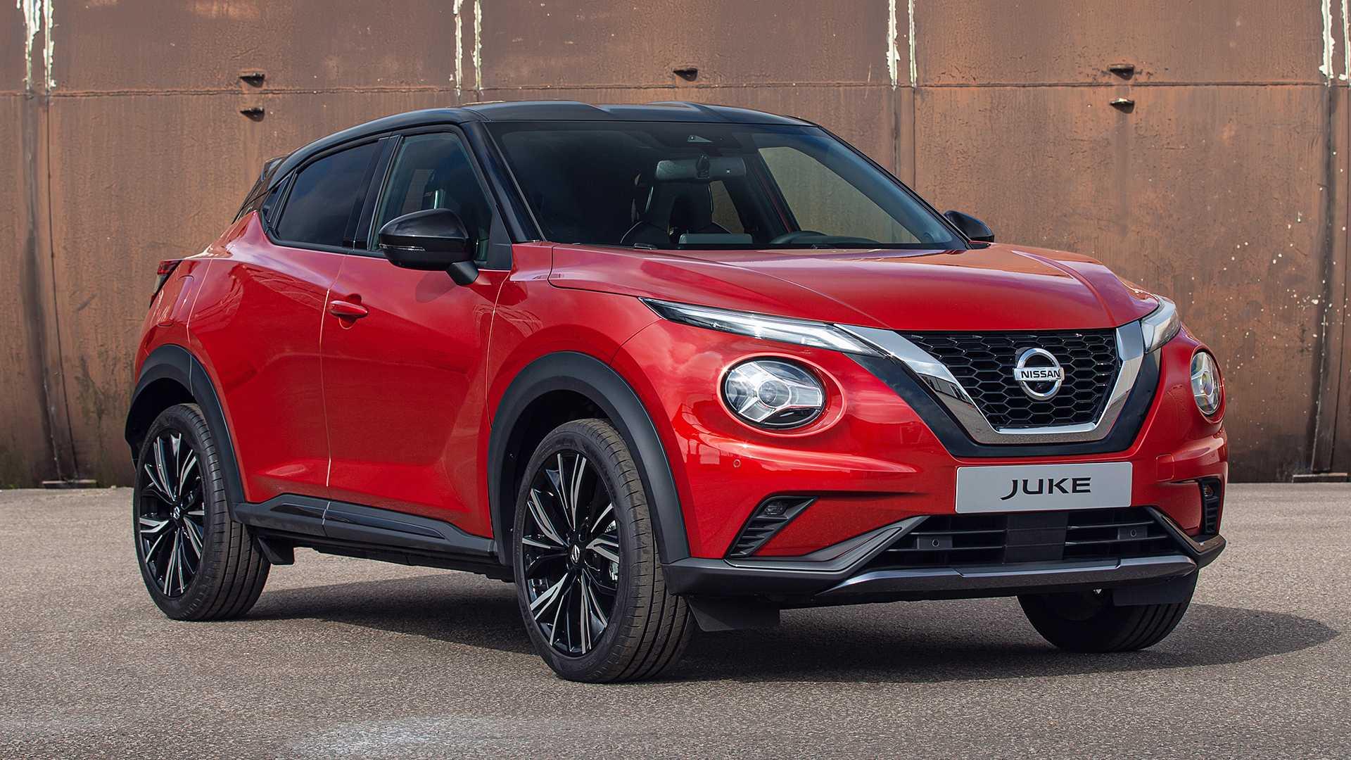 Новый Nissan Juke представлен официально 1