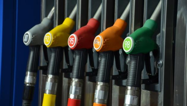 Украинцы стали больше расходовать топлива 1