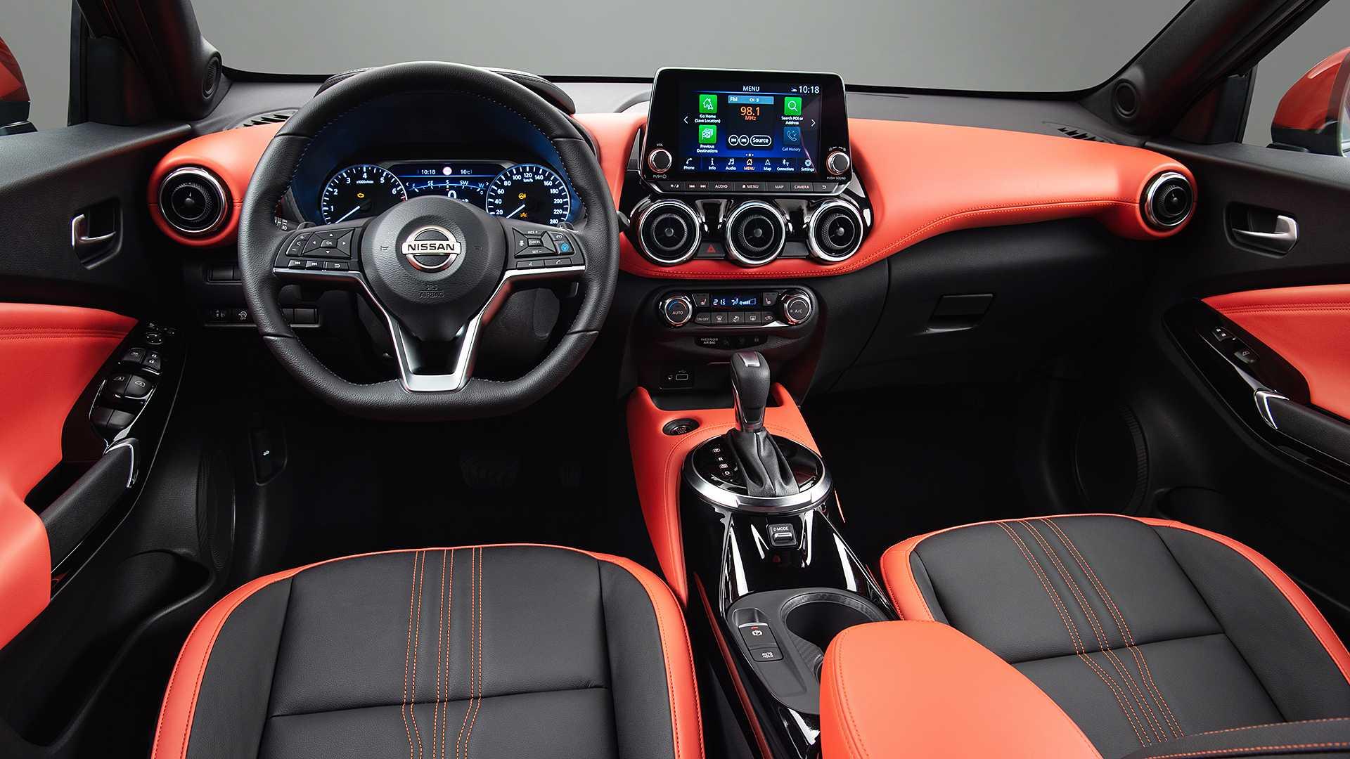 Новый Nissan Juke представлен официально 2