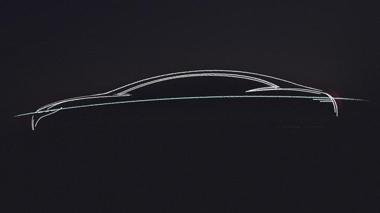 Mercedes-Benz тизером анонсировал новый EQ 1