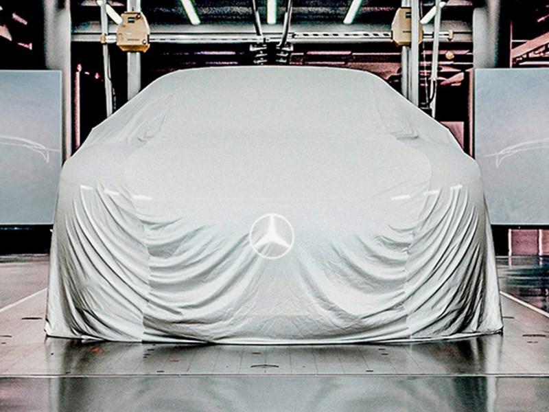 Mercedes готовит для публики сюрприз 1