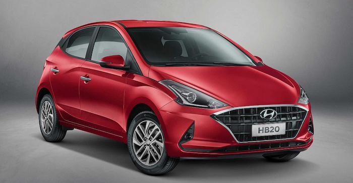Раскрыта информация о хэтчбеке Hyundai HB20 1