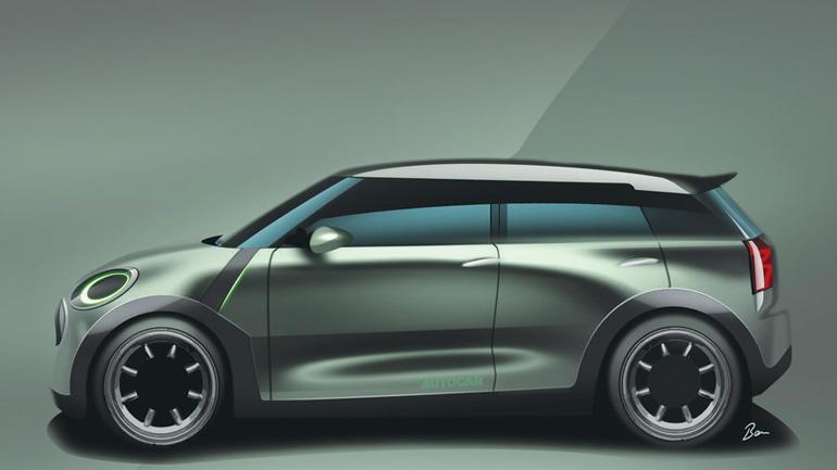 Из BMW i3 сделают минивэн 1