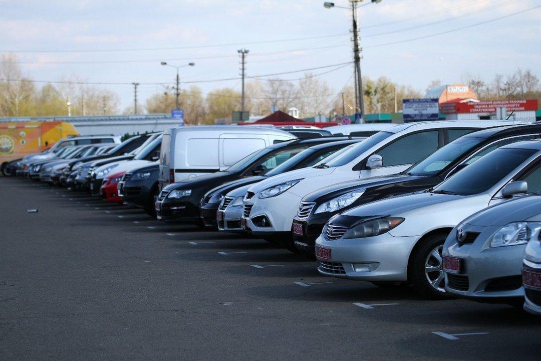 В Украину ввезли рекордное число автомобилей 1
