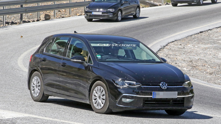 Новый Volkswagen Golf не приедет во Франкфурт 1
