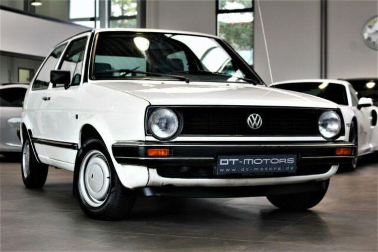 Идеальный VW Golf II продают по цене двух Ланосов 1
