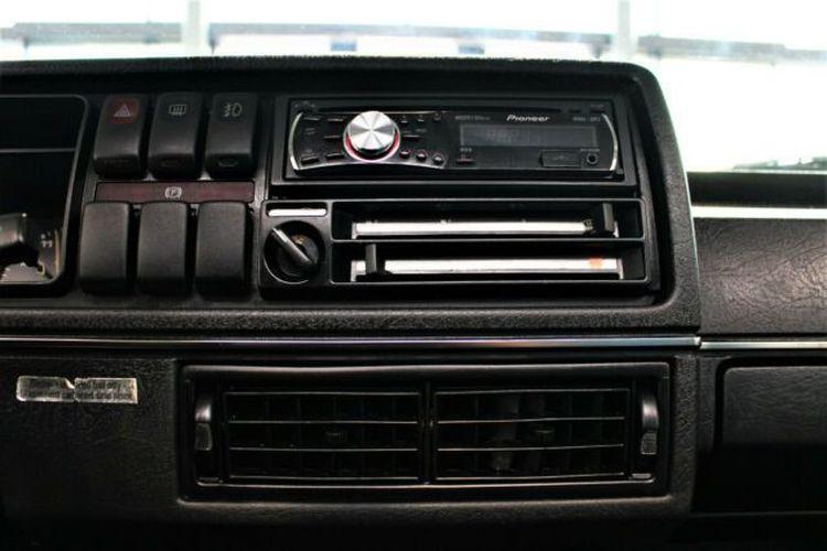 Идеальный VW Golf II продают по цене двух Ланосов 4
