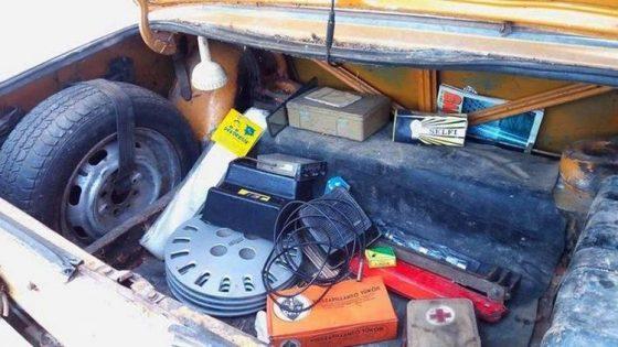 Обнаружен самый печальный брошенный ВАЗ-2101 4