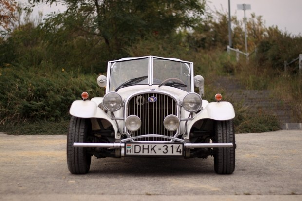 Cамый невероятный кабриолет Лада венгерского производства 1