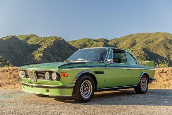 На аукционе продают уникальную «тройку» BMW 1