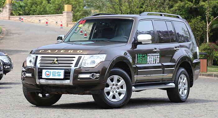 Доступная версия обновленного Mitsubishi Pajero вышла в продажу 1