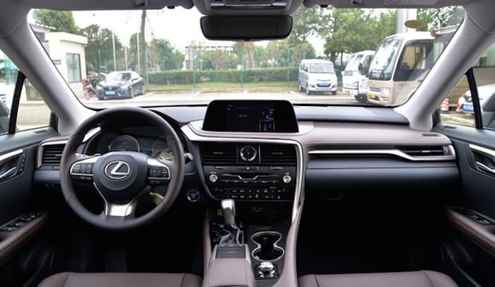 Обновленный Lexus RX прибыл в дилерские центры 2