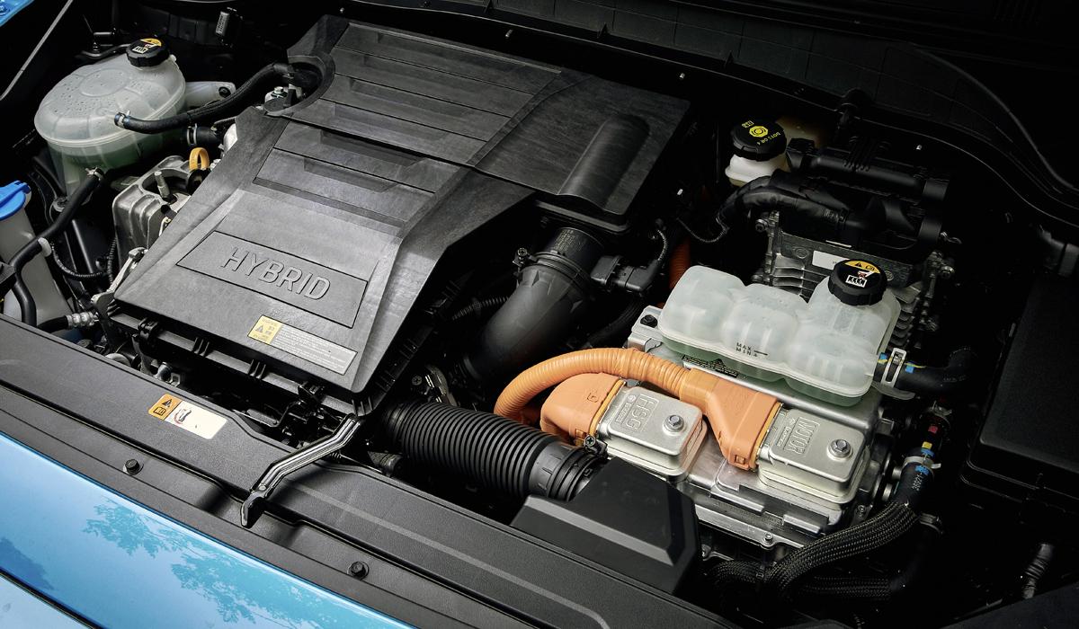 У паркетника Hyundai Kona появилась гибридная версия 3