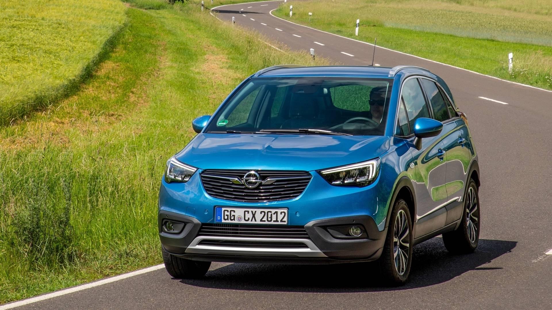 Кроссовер Opel Crossland X получит новую коробку передач 1