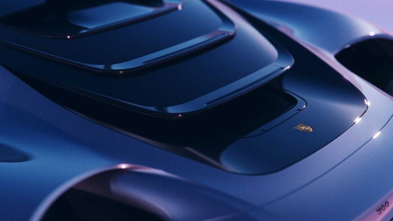 Опубликованы изображения преемника Porsche 918 Spyder 3