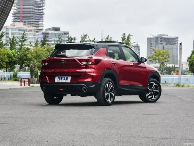 Новое поколение Chevrolet Trailblazer появится на рынке в сентябре 2