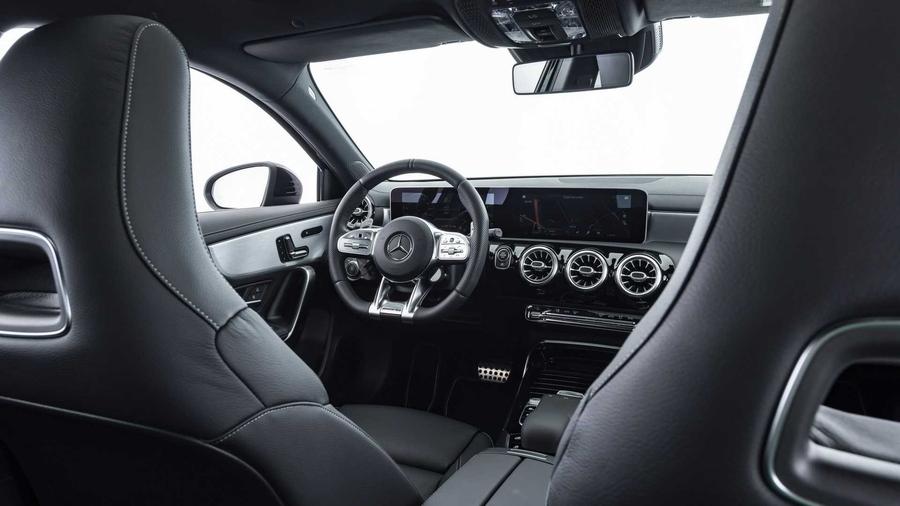 Brabus «прокачал» хот-хэтч Mercedes-AMG A35 3