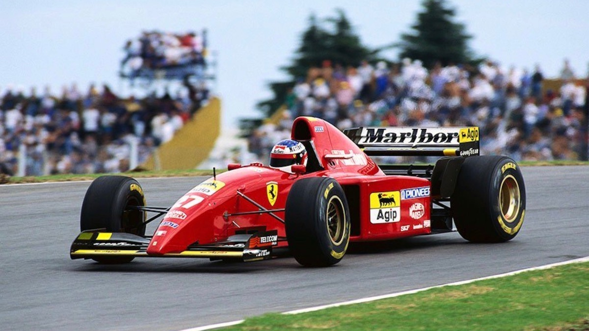 Культовый двигатель Ferrari из Формулы-1 выставили на продажу 1