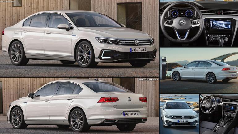 Volkswagen увеличил запас хода гибридного Passat GTE 2